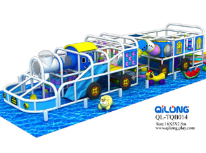QL-TQB014  playground equipment