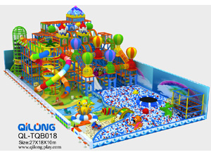 QL-TQB018 indoor playground