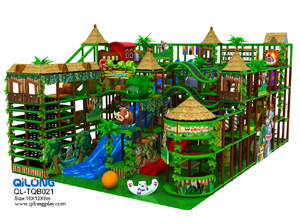 QL-TQB021 Jungle Adventure playground