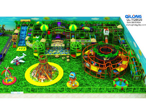 QL-TQB026 indoor children playground