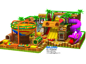 QL-TQB030 indoor playground for kids