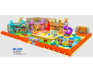 QL-TQB049 kids indoor playground for sale
