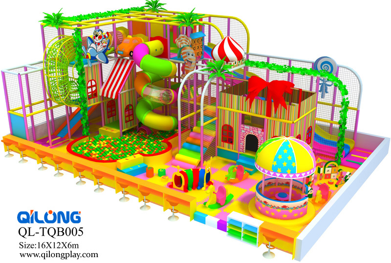 Personal Customized  Kids Play Area playground Equipment