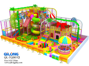 QL-TQB053 Candy playground equipment