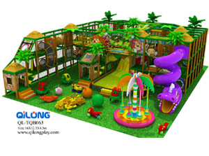 QL-TQB063 indoor playground for sale