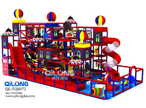 QL-TQB indoor playground England