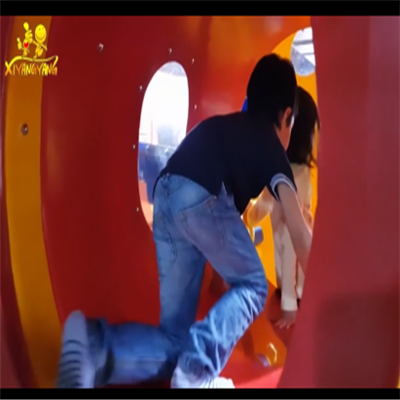 All we have to do is bring joy to our children QILONG INDOOR PLAYGROUND