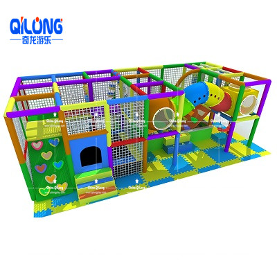 high quality customized indoor playground equipment for kids