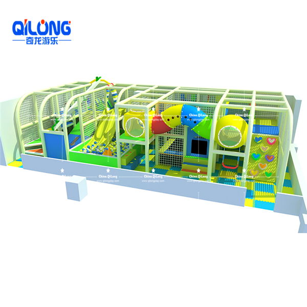 Hot Sale Professional Indoor Playground equipment for kids soft Playground equipment