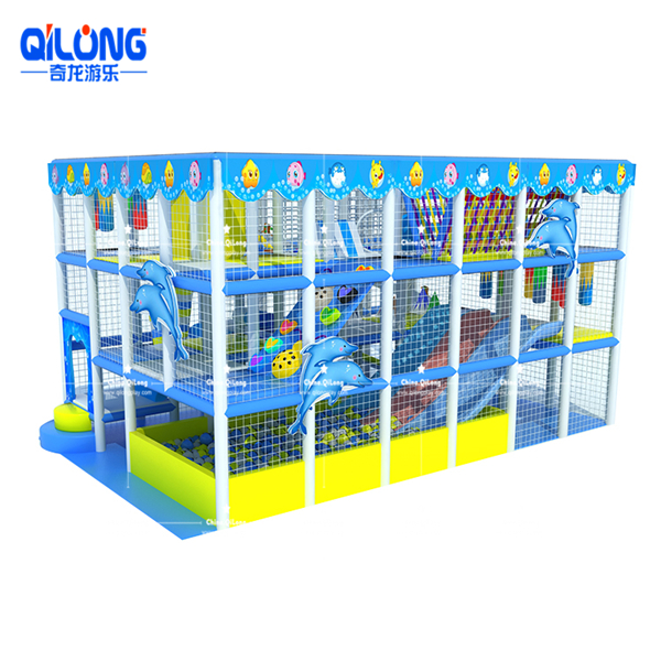 2019 hot sale indoor playground new soft playground equipment for kids
