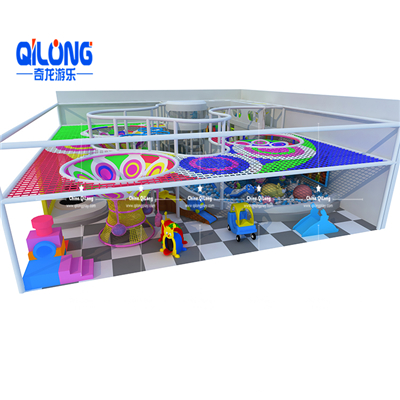 Hot sale children attraction kids indoor playground equipment
