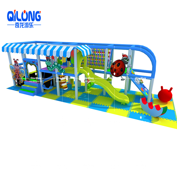 hot sale customized indoor soft playground supplier