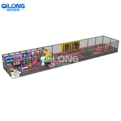 China Trampoline Park Supplier