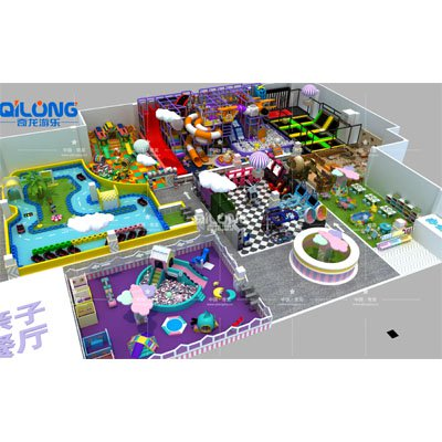 Big  kids Games Playground