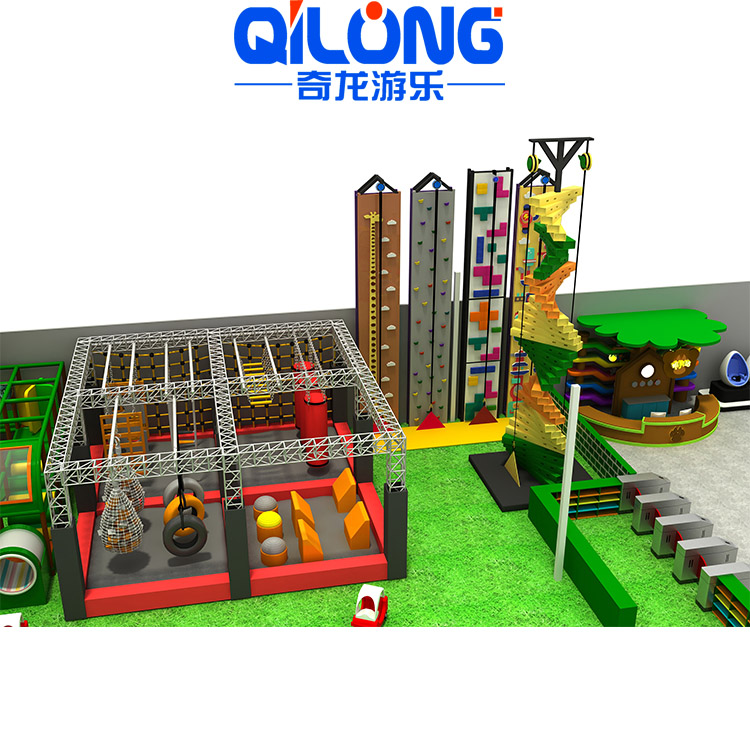 Soft play Playground equipment Indoor playground For Kids