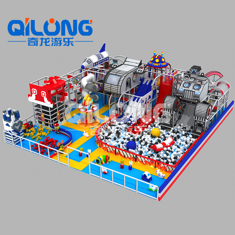 New Space Theme Playground For Children
